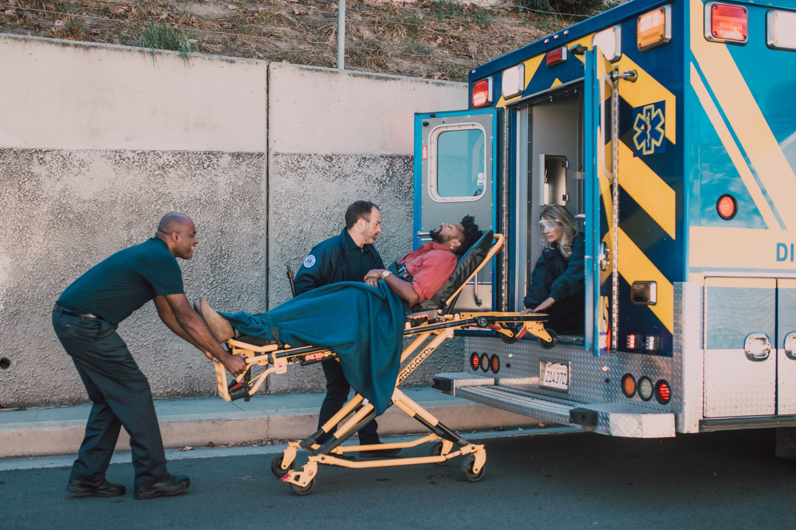 Emergency Ambulance Billing